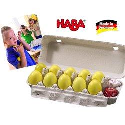 Haba Gra Zręcznościowa Tańczące Jajeczka