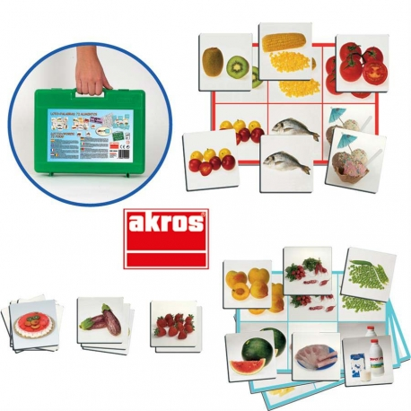 PROMOCJA Akros Lotto + Słowa artykuły spożywcze