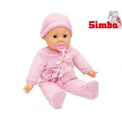 SIMBA Lalka Laura Całująca Gaworząca