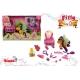 Simba Filly Beauty Quen Salon Fryzjerski kucyk z akcesoriami 3 rodzaje REKLAMA TV