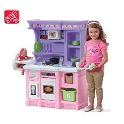 Step2 Kuchnia z Krzesełkiem do Karmienia 2w1