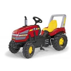 Rolly Toys X-trac Ogromny traktor 3-10 lat z hamulcem, biegami