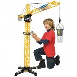 Dickie sterowany dźwig, żuraw 100cm na kabel