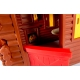 Little tikes ogrodowy Domek Chata z belek do ogrodu