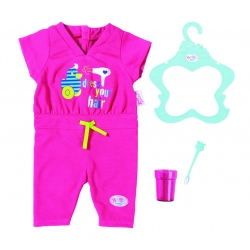 Baby Born zestaw kąpielowy piżamka