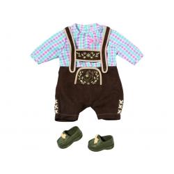 Baby Born Ubranko Ludowy Strój Bawarski dla Chłopca