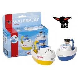 BIG Waterplay Statki Stateczki ratownicze łódka