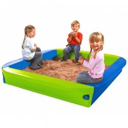 Big Piaskownica Sandpit  z pokrowcem