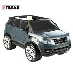 FEBER Samochód Range Rover Sport 12V Szary