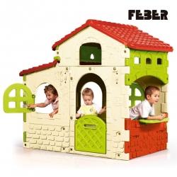 FEBER Domek ogrodowy Sweet House