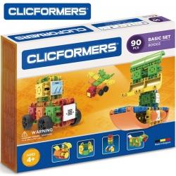 CLICFORMERS Klocki konstrukcyjne 90 elementów