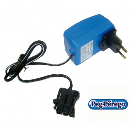 Peg Perego Ładowarka 12V do akumulatorów