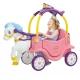 Little Tikes Kareta z Konikiem samochód Cozy Coupe
