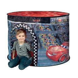 JOHN Namiot samorozkładający Cars z projektorem światła Auta
