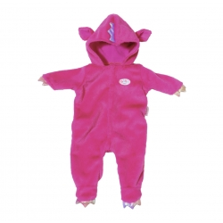 Baby born Kombinezon dla lalki 43 cm Smocze Ubranko Wonderland
