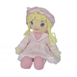 Lalka Szmacianka Dolly Różowa Simba
