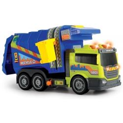 Dickie Duża Interaktywna Śmieciarka dla dzieci