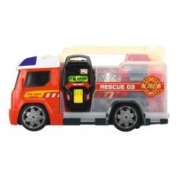 Dickie S.O.S Straż pożarna 33 cm z akcesoriami