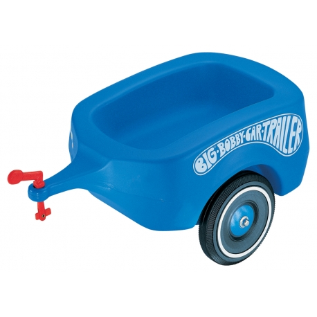 BIG Przyczepka do jeździka Bobby Car niebieska