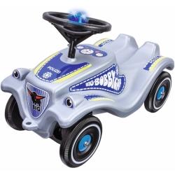 BIG Jeździk Pchacz Bobby Car Policja z Dźwiękiem
