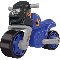BIG Jeździk motor BIG Speed BIKE granatowy