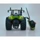 Traktor zdalnie sterowany dla dziecka RC Claas Axion 850 Klein