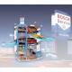 Klein Parking Bosch Service 3 poziomy + 2 auta