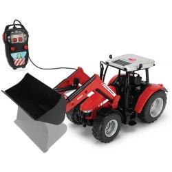 Dickie Traktor MASSEY FERGUSON zdalnie sterowany RC
