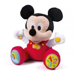 Baby Miki interaktywny uczący pluszak Clementoni