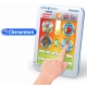 Clementoni Tablet interaktywny Touch Pad panel PL/ENG słowa liczby