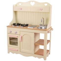 KidKraft Drewniana kuchnia dla dzieci Prairie Kitchen