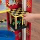 Tor wyścigowy KidKraft drewniany Garaż autka