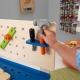KidKraft Drewniany warsztat z narzędziami Deluxe