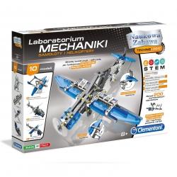 Laboratorium Mechaniki – Samoloty i Helikoptery Clementoni