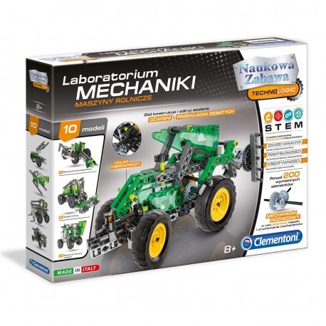 Laboratorium Mechaniki - Maszyny Rolnicze Clementoni
