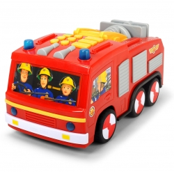 Dickie Wóz strażacki Jupiter Super Tech Strażak Sam