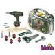 Walizka Bosch z narzędziami Elektroniczna wkrętarka Klein