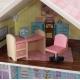 KidKraft Duży drewniany Domek dla Lalek Country Estete efekty dźwiękowe Świetlne
