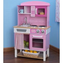 KidKraft Kuchnia drewniana Home Cookin' dla dzieci Domowa