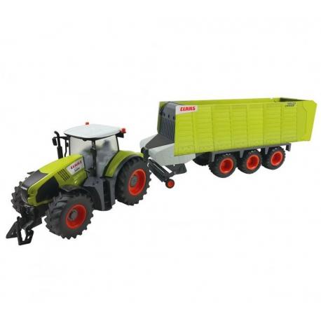 Traktor Claas Axion 870 zdalnie sterowany RC 1:16 Happy People