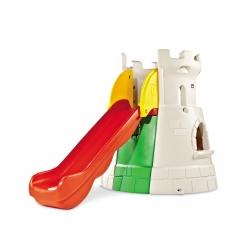 Chicco Wieża rycerska ze zjeżdżalnią