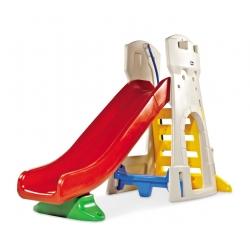 Chicco Wieża rycerska ze zjeżdżalnią i ławeczką