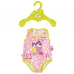 Strój kąpielowy dla lalki Baby Born 43 cm w paski