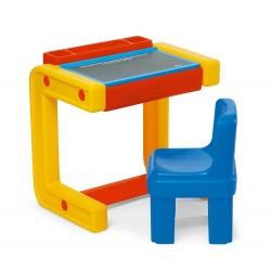 Chicco Edukacyjne biurko ze schowkiem i krzesełkiem