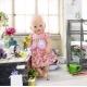 Sukienka dla lalki Baby Born 43 cm