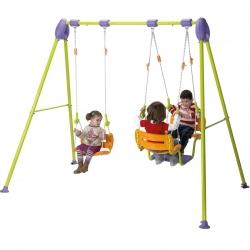 Injusa Plac Zabaw Gondola Huśtawka Junior Swing