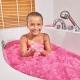 Simba Glibbi Glitter Połyskująca masa do kąpieli o zapachu waty cukrowej
