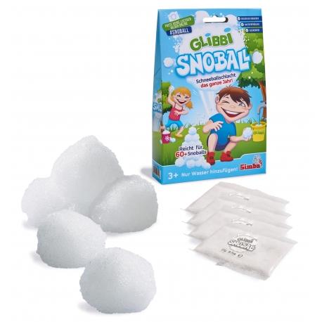 Simba Snoball Glibbi sztuczny śnieg