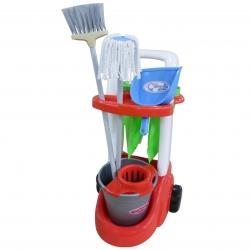 Wózek do sprzątania z akcesoriami Wader