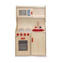 Viga Toys Kuchnia Drewniana Modern